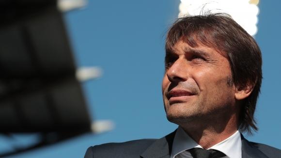 Старши треньорът на Интер Антонио Конте е спокоен преди утрешната
