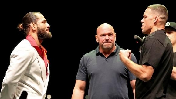 Боецът в полусредната категория на UFC Нейт Диас пусна свое
