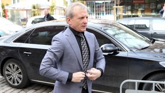 Ръководството на ЦСКА-София написа благодарствена декларация от името на Гриша