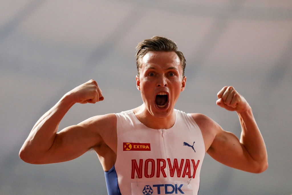 Европейската атлетика обяви четиримата финалисти за Атлет №1 на Стария