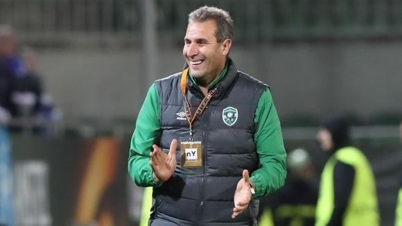 Ръководството на ПФК Берое прие оставките на досегашния треньорски екип