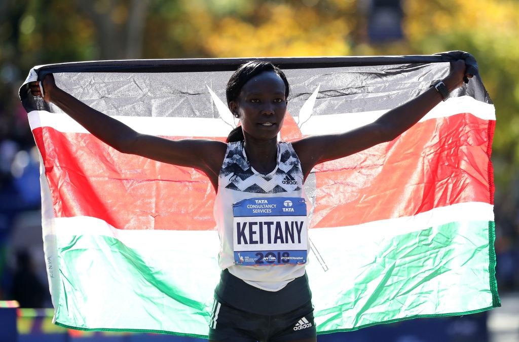 Четирикратната победителка на маратона на Ню Йорк Мери Кейтани ще