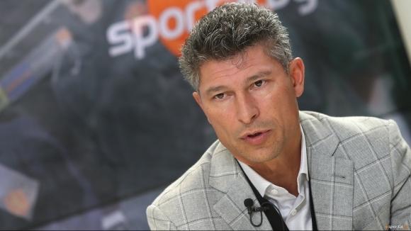 Бившият селекционер на националния ни отбор по футбола Красимир Балъков