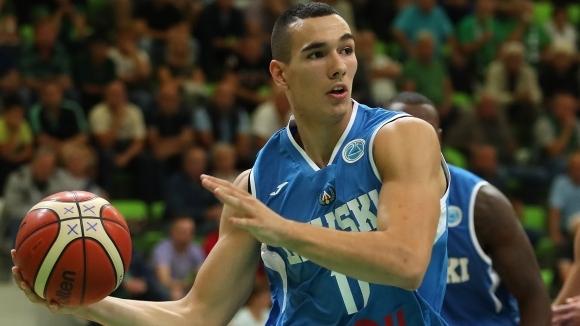 Баскетболистите на Левски Лукойл откриха българското участие в груповата фаза