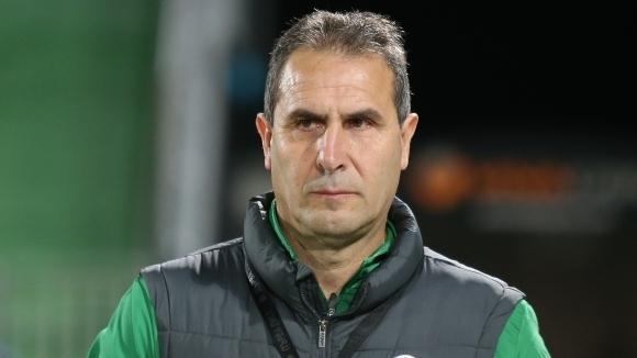 Берое представи днес на пресконференция новия треньор на тима Димитър