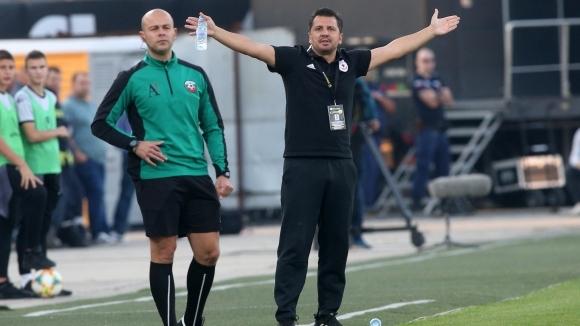 Наставникът на ЦСКА-София Милош Крушчич обяви след победата с 3:1