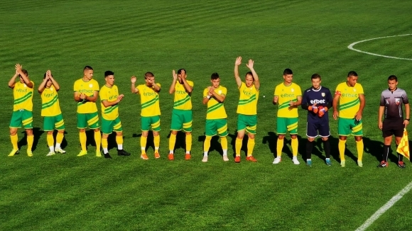 Отборът на Свиленград записа нов успех през сезона в Трета