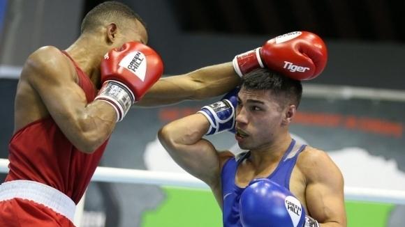 Даниел Асенов не успя да спечели медал на Световните военни