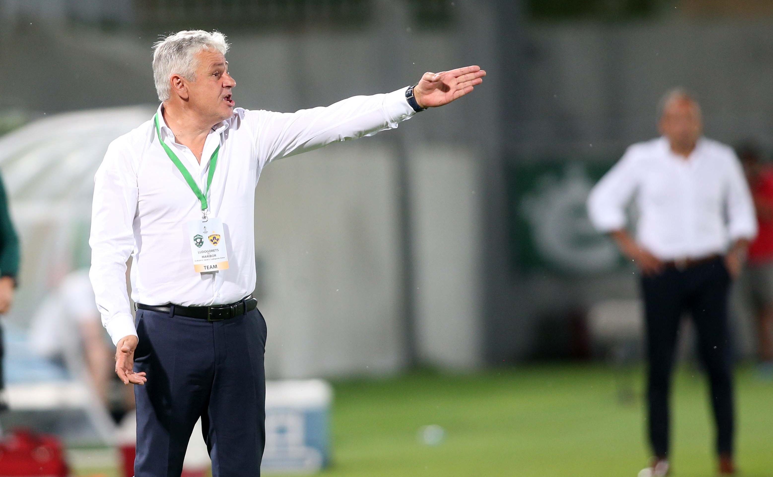 Бившият старши треньор на Лудогорец Стойчо Стоев заяви, че въпреки