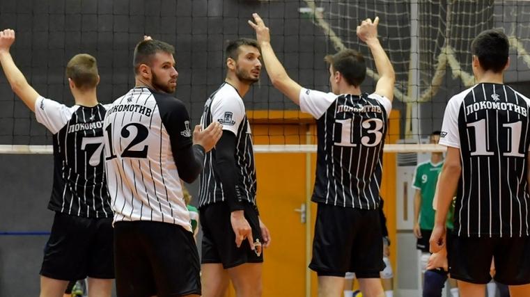 Отборът на ПСК Локомотив (Пловдив) оглави класирането на Източната група