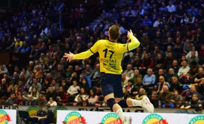 Волейболистът на Хебър (Пазарджик) Александар Ляфтов е третият носител на