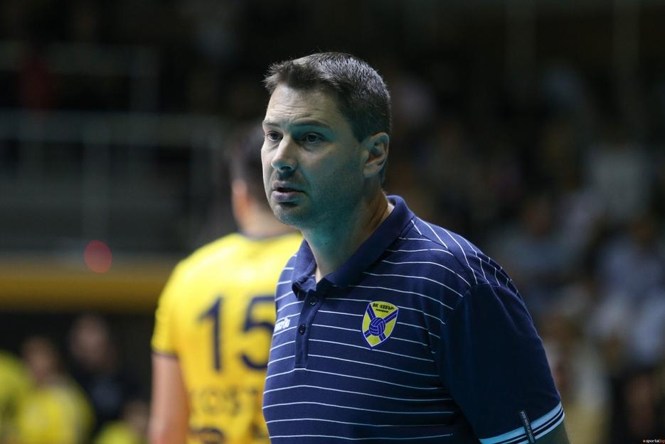 Волейболистите на Хебър (Пазарджик) победиха като гости Левски София с