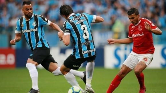Гремио победи с 2:0 Интернасионал в градското дерби на Порто