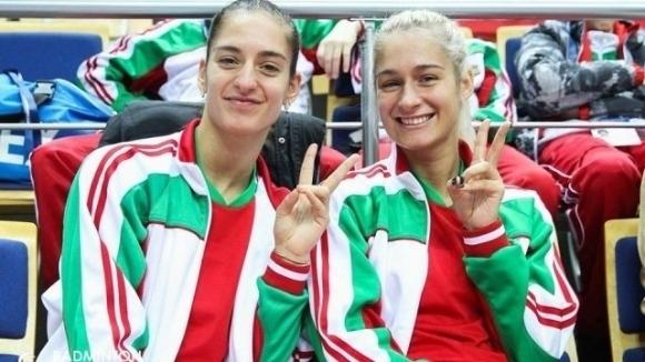 Най-добрите български бадминтонистки Габриела и Стефани Стоеви започнаха с убедителна