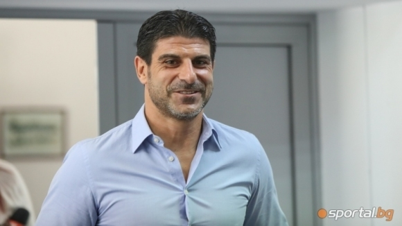 Спортният директор на Локомотив (Пловдив) Георги Иванов - Гонзо коментира