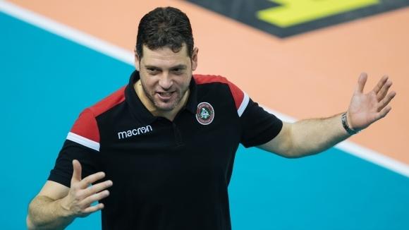 Бившият селекционер на националния отбор на България Пламен Константинов и