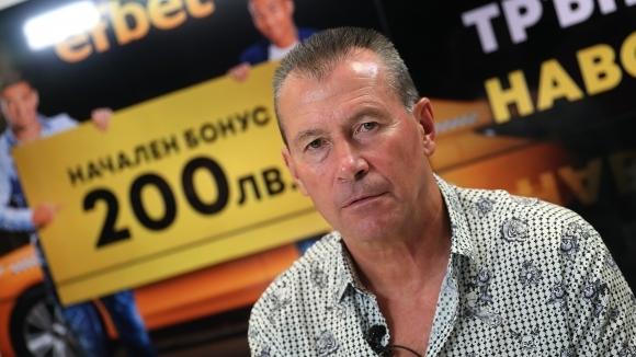 Бившият изпълнителен директор на ЦСКА Георги Илиев направи любопитно изказване