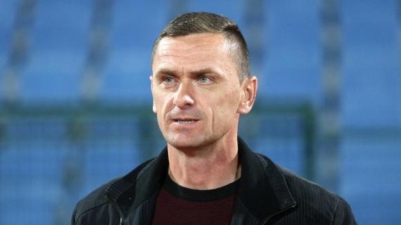 Наставникът на ЦСКА 1948 Йордан Юруков бе доволен от победата