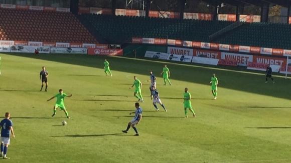Черноморец (Балчик) спечели с 1:0 гостуването си на Спартак (Плевен)