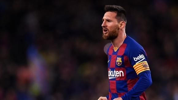 Капитанът на Барселона Лионел Меси се завръща в националния отбор