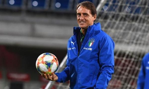 Селекционерът на италианския национален отбор Роберто Манчини се чувства