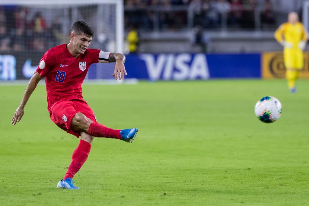 Кристиан Пулишич отпадна от състава на САЩ за предстоящите мачове