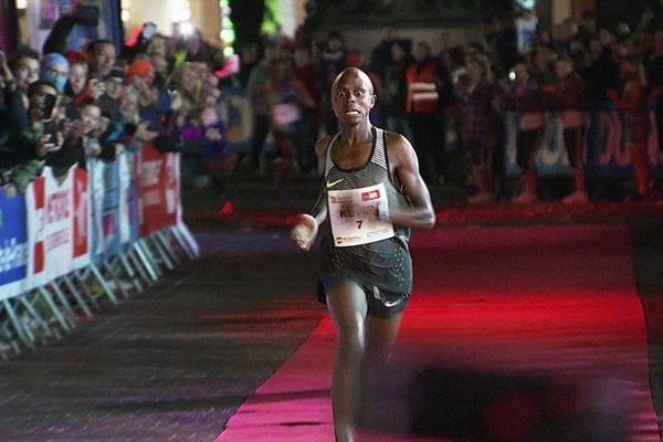 Кениецът Робърт Кетер подобри световния рекорд на 5 км на