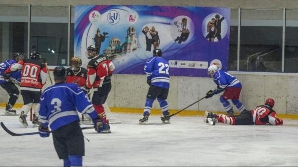 Хегемонът в българския хокей на лед от последните пет години