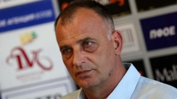 Новият треньор на Ботев (Враца) Антони Здравков сподели пред колегите