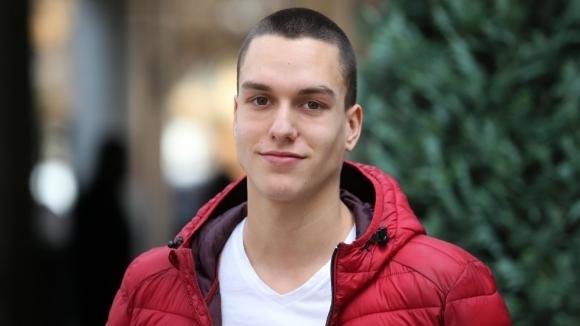 Плувецът Калоян Левтеров е най-новото име в рубриката