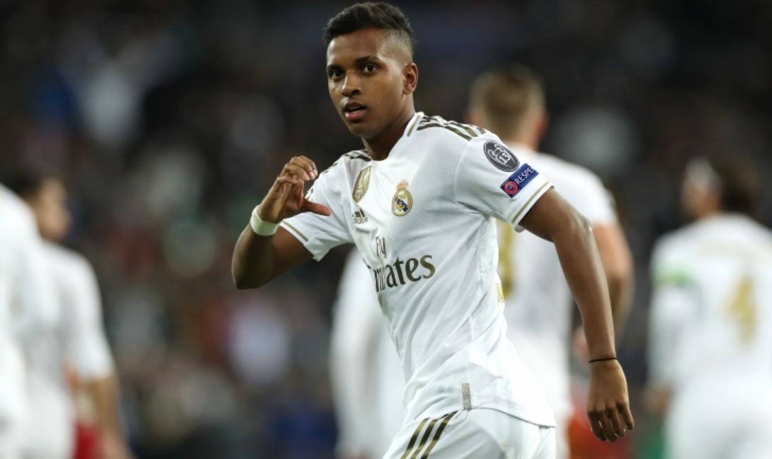 Младият бразилски нападател на Реал Мадрид Родриго заяви, че са
