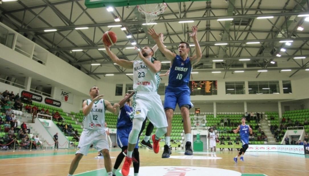 Шампионът на България Балкан (Ботевград) пристигна в Красноярск след най-тежкото