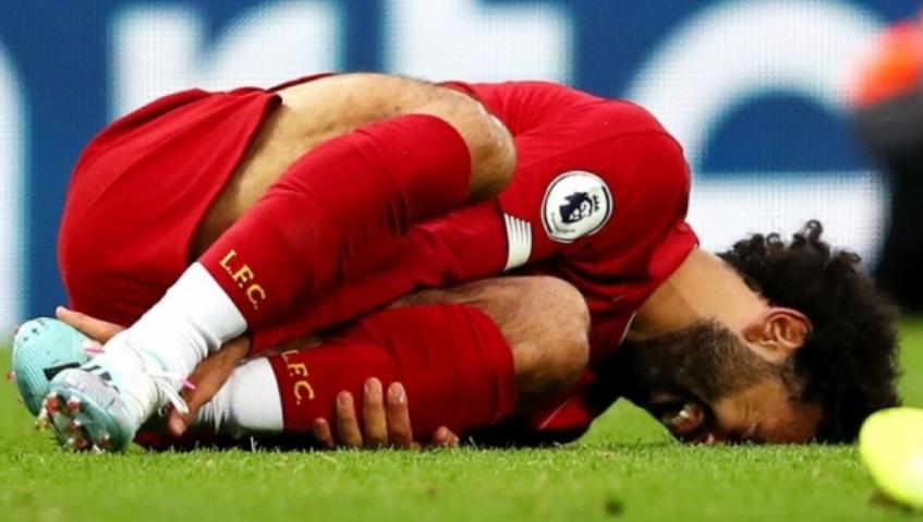 Нападателят на Ливърпул Мохамед Салах беше освободен от националния отбор