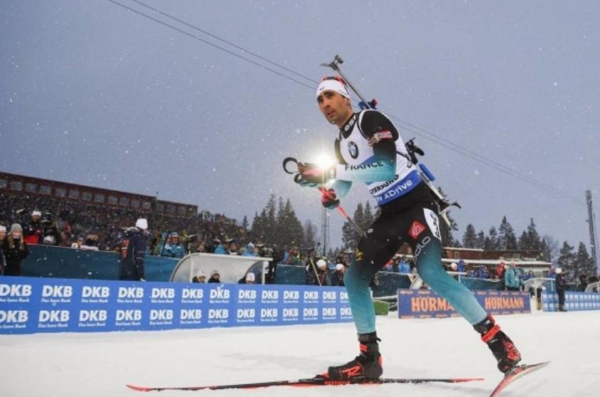 Петкратният олимпийски шампион по биатлон Мартен Фуркад сподели как е