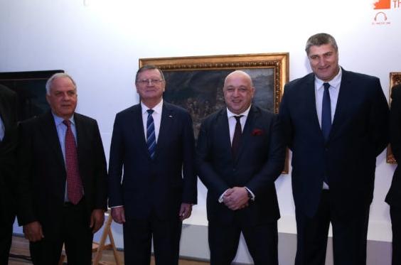 Спортният министър Красен Кралев прие ръководството на Българска федерация по
