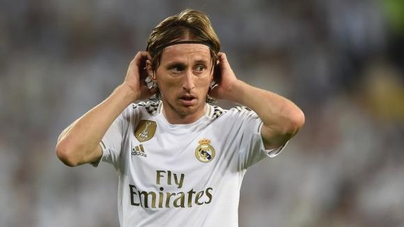 Халфът на Реал Мадрид Лука Модрич коментира възможността да заиграе
