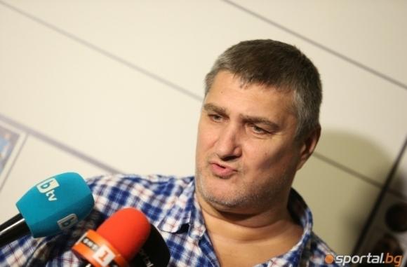 Вицепрезидентът на Българската федерация по волейбол Любослав Ганев коментира темата