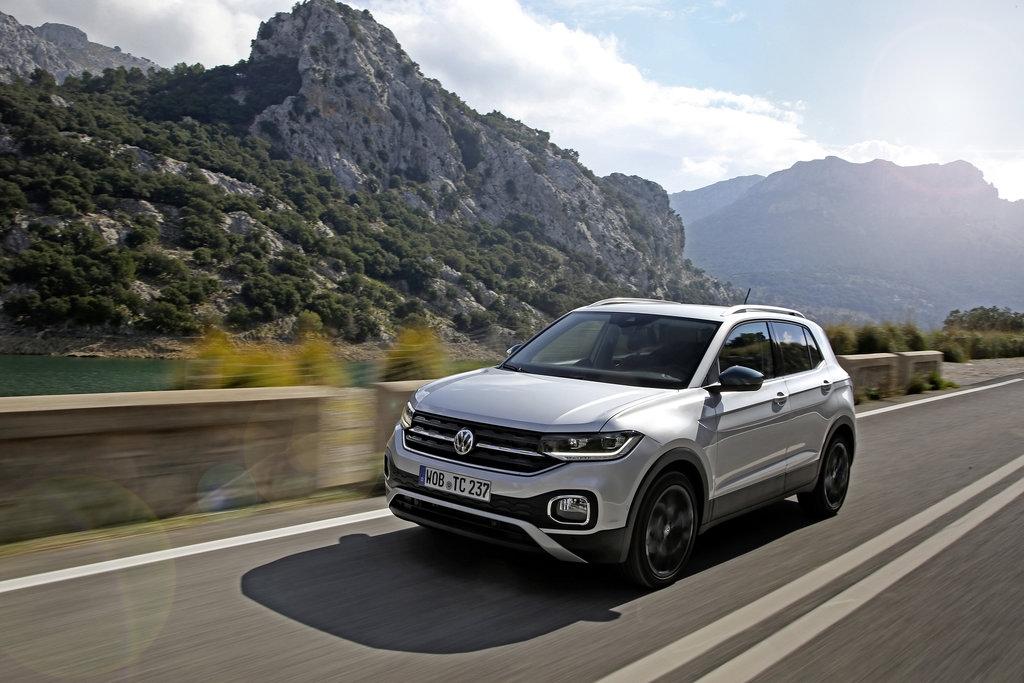 Когато Volkswagen представиха най-новия си кросоувър, наречен T-Cross, ни казаха,