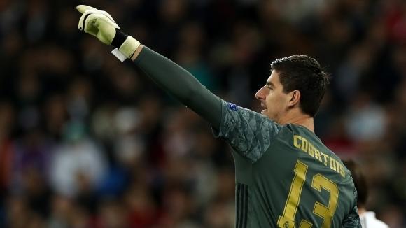 Вратарят на Реал Мадрид Тибо Куртоа коментира темата за критиките