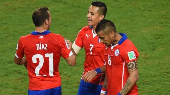 Футболистите от националния отбор на Чили отказаха да играят в