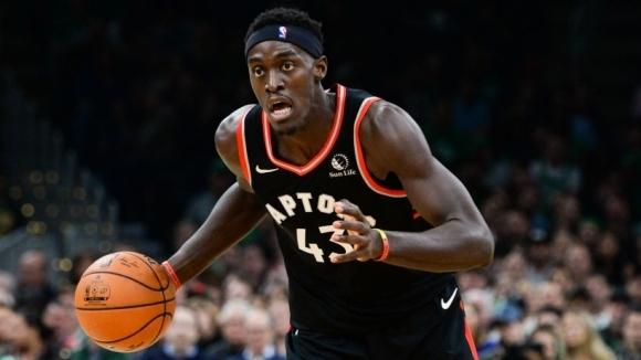 Шампионът Торонто Раптърс продължава със силните си игри по време