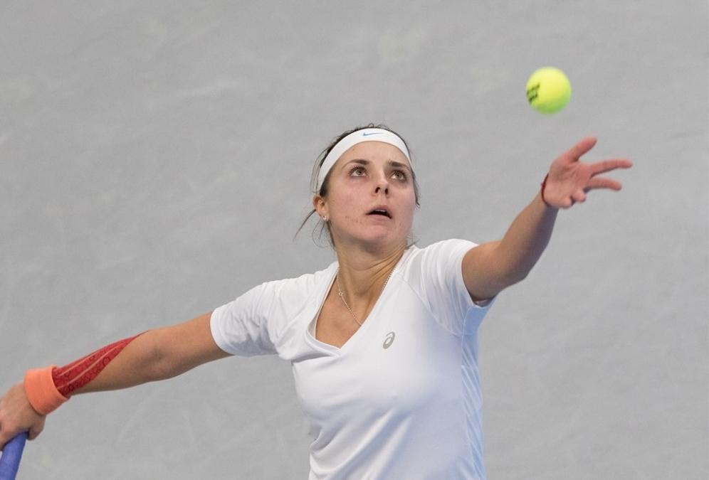 Виктория Томова се класира на четвъртфиналите на турнира от сериите