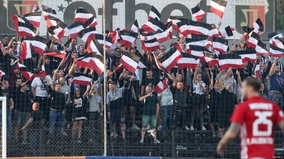 Представителният отбор на Локомотив (Пловдив) гостува на Лудогорец (Разград) в