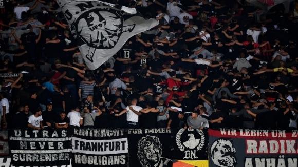 УЕФА наложи поредната си санкция, касаеща гостуващи фенове в евротурнирите