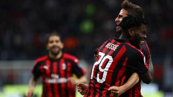 Отборът на Милан е готов да се раздели с трима