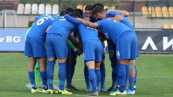 Първа тренировка след победата над Берое направиха футболистите на Арда.