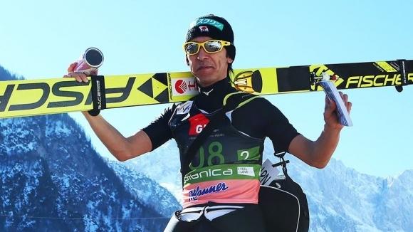 Легендата на ски скоковете Нориаки Касай се подготвя за своя