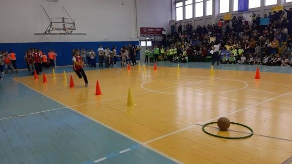 Заместник-министърът на младежта и спорта Стоян Андонов откри спортния празник