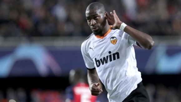 Полузащитникът на Валенсия Жофри Кондогбия ще липсва от терените 3-4