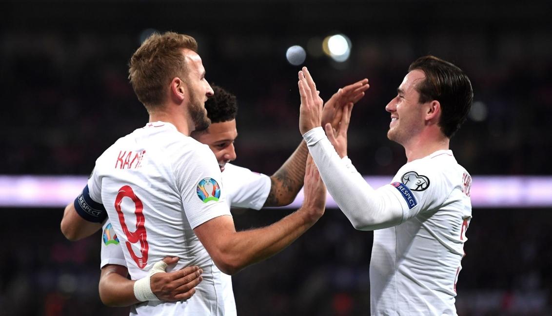 Тимът на Англия приема Черна гора в двубой, след чийто